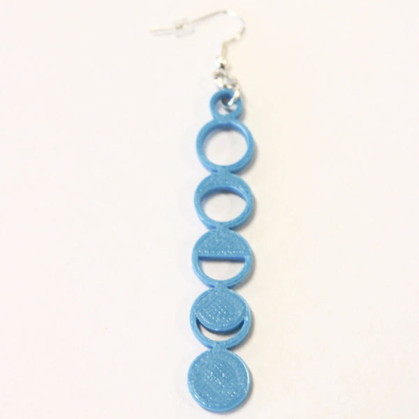 Moon Phase Earrings