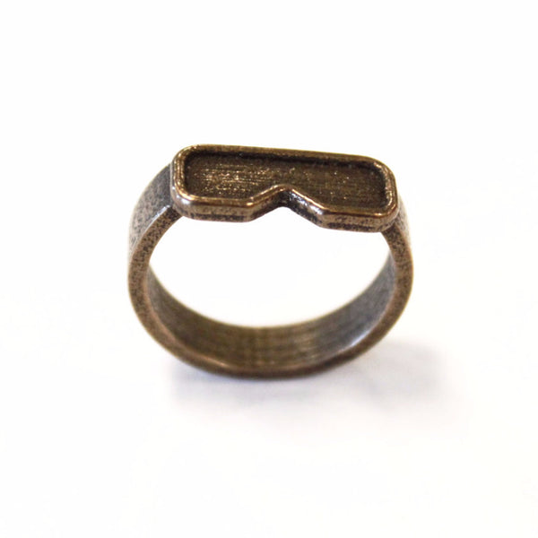 Safety Glasses Ring