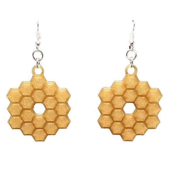 James Webb Space Telescope Earrings