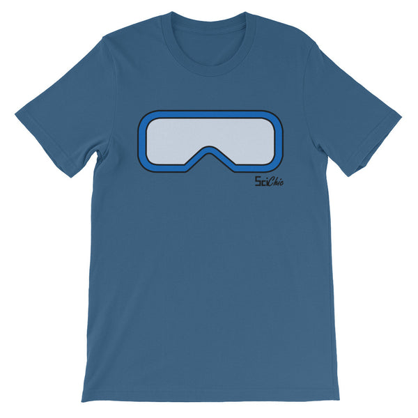 Safety Glasses Vision Short Sleeve Unisex T-Shirt