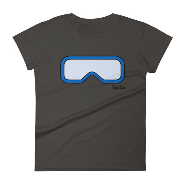 Safety Glasses Vision Fitted T-Shirt