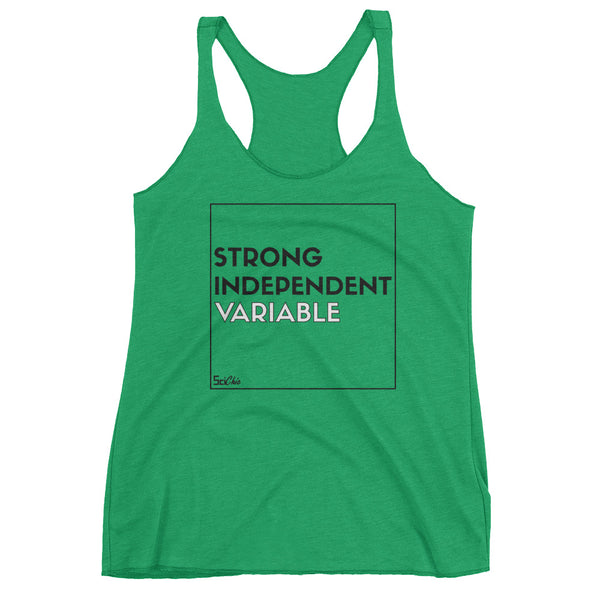 Strong Independent Variable Women's Tank Top