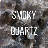 Smoky Quartz Stone Icon