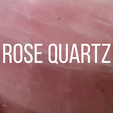 Rose Quartz Stone Icon