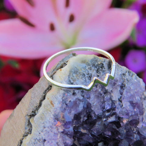 Energy, Vibration, & Frequency Ring | Spiritual Jewelry