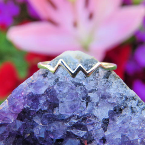 Spiritual Energy, Frequency & Vibration Ring