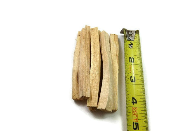 Palo Santo Smudge Sticks Natural Incense Wood - Size