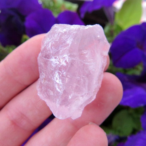 Small Rose Quartz Piece