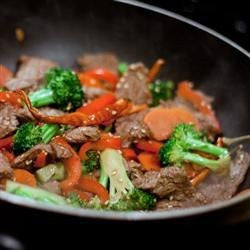 Featured Recipe 2/8/17: Quick Beef Stir Fry