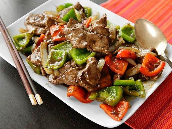 Featured Recipe 7/12/17 - Chinese Pepper Steak