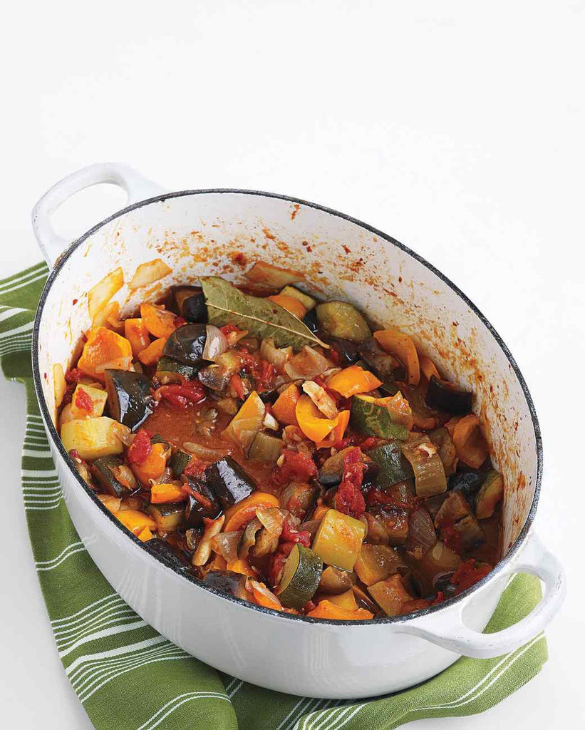 Featured Recipe 7/19/17 - Ratatouille