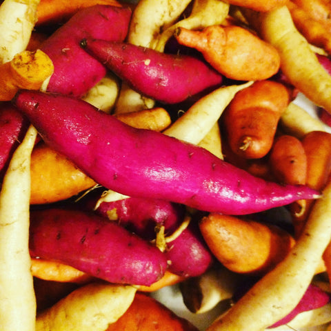 Vegetables: Sweet Potatoes (Fingerling)