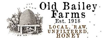 Honey: Old Bailey Farms Honey (assorted sizes)