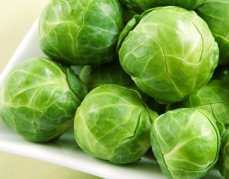 Vegetables: Brussels Sprouts - LIMITED