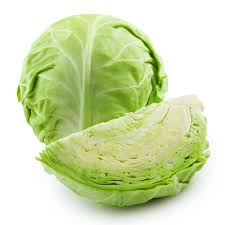 Vegetables: Cabbage