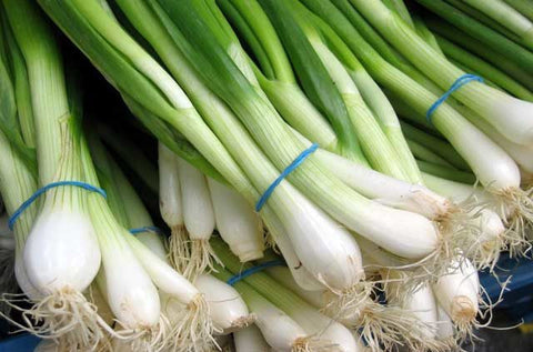 Vegetables: Onions (Green)
