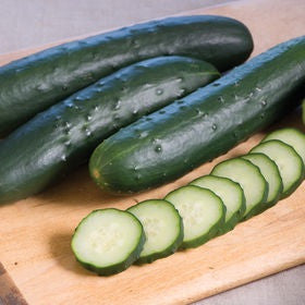 Vegetables: Cucumbers (Long Slicing)