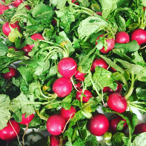 Vegetables: Radishes (Mix)