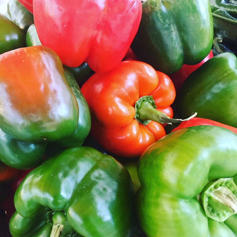 Vegetables: Peppers (Bell)