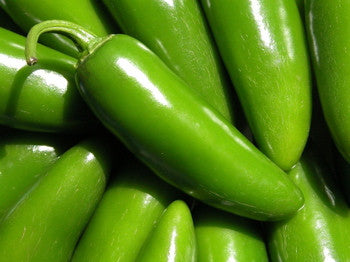 Vegetables: Peppers (Jalapeno)