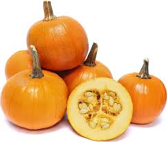 Vegetables: Pumpkins (Sugar Pie)