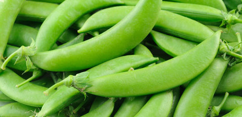 Vegetables: Sugar Snap Peas