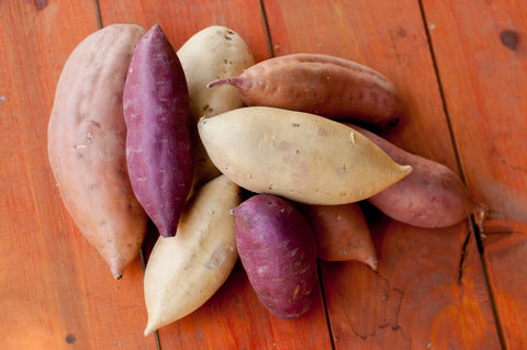 Vegetables: Sweet Potatoes