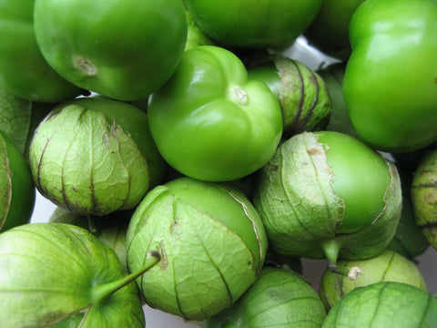 Vegetables: Tomatillos