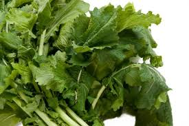 Vegetables: Turnip Greens