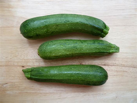 Vegetables: Zucchini (Large)