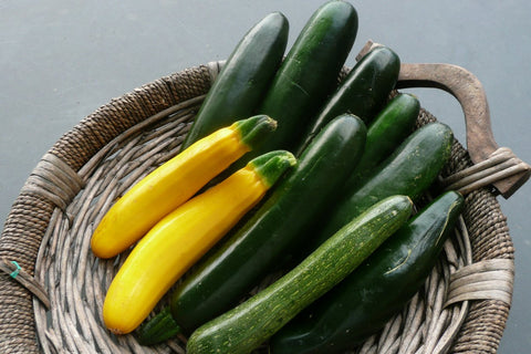 Vegetables: Zucchini