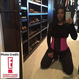Kourtney Kardashian waist trainer