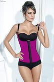 Semi Vest Pink Latex Waist Trainer