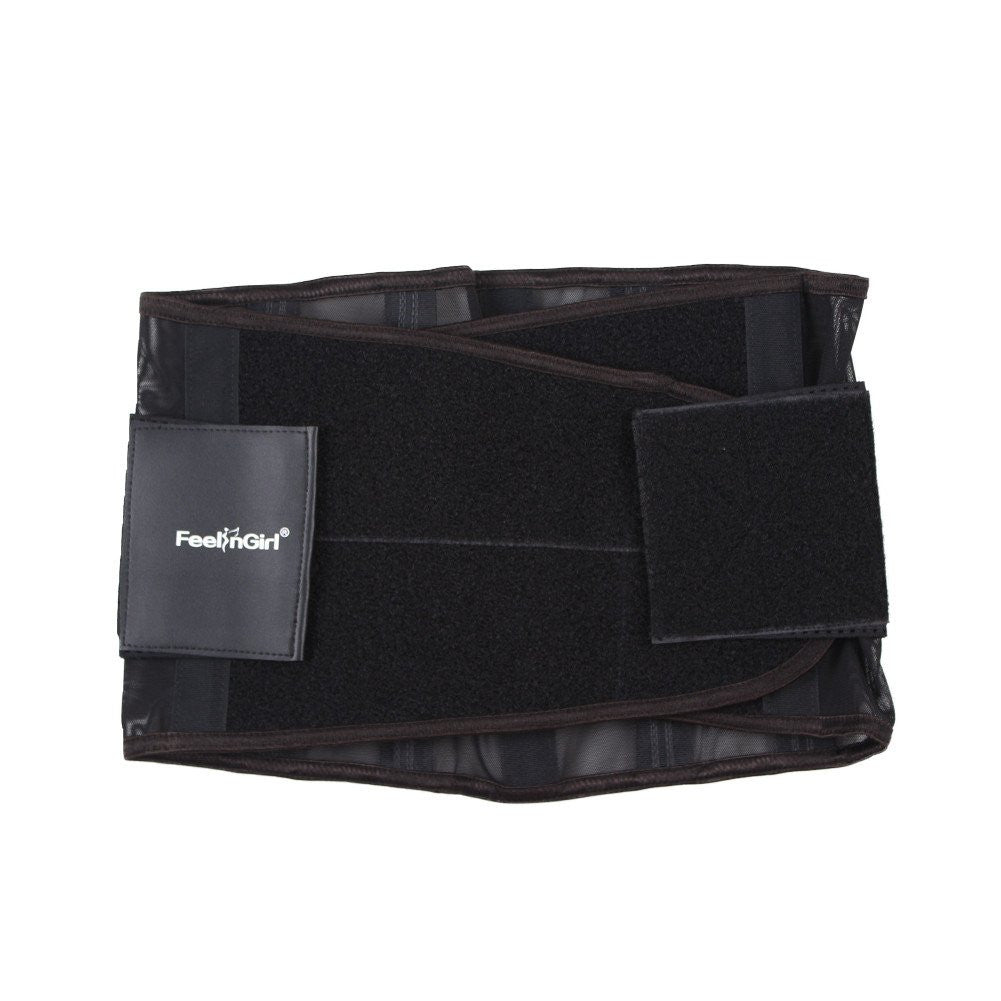 Black Fitness Belt