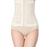 Hollow out Ivory Waist Shaper
