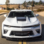 Camaro 16-18 with Fender Extension Body Kit