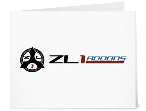 ZL1 Addons Gift Cards