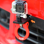 Tow Hook Camera/Transponder Mount