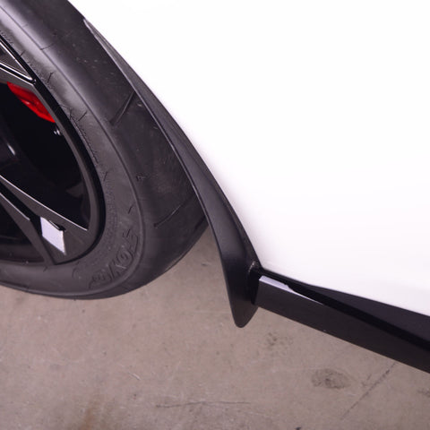 Camaro 17-19 ZL1 Deluxe Rock Guards