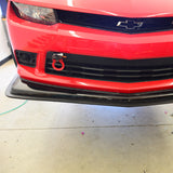 Camaro 14-15 Z28 Splitter Extension