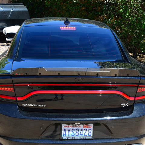 Charger RT small spoiler
