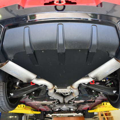 Camaro 14-15 Z/28 Diffuser (Belly Pan)