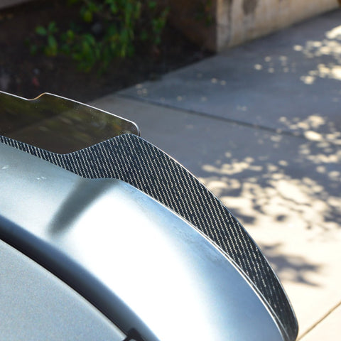 Charger 15-19 Carbon Fiber Stealth Wicker Bill