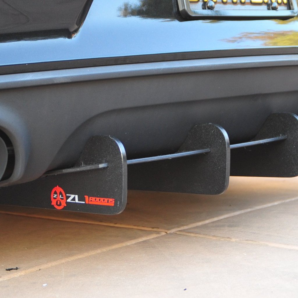 Bill Dodge Bmw >> Charger 15-18 Diffuser – ZL1 Addons