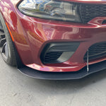 Charger 20-21 Widebody Splitter Extension