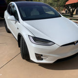 Tesla Model X 15-21 Standard Rock Guards