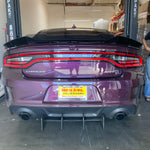 Charger 20-21 Hellcat/Redeye Stealth Wicker Bill
