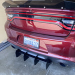 Charger 20-21 Widebody Diffuser