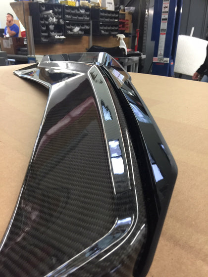 Cadillac CTS 03-07 (Gen1) Wicker Bill