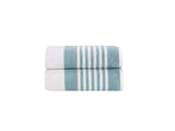 Mykonos Collection 2 Bath Towels Set